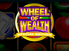 Автомат Wheel Of Wealth Special Edition Microgaming с бонусами